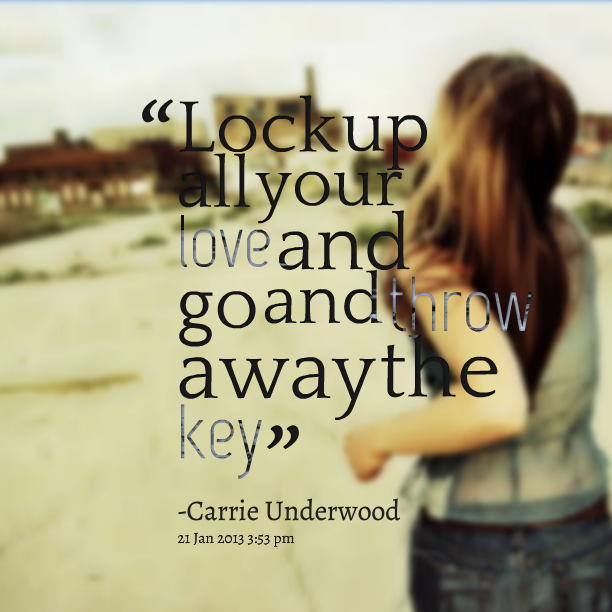 Lock And Key Love Quotes