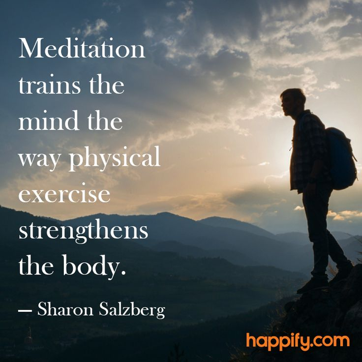 This Is Exercise For Yourin Sharon Salzberg