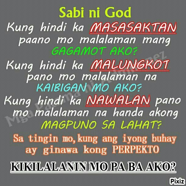 Jesus Quotes About Love Tagalog Image Quotes At Relatably Com