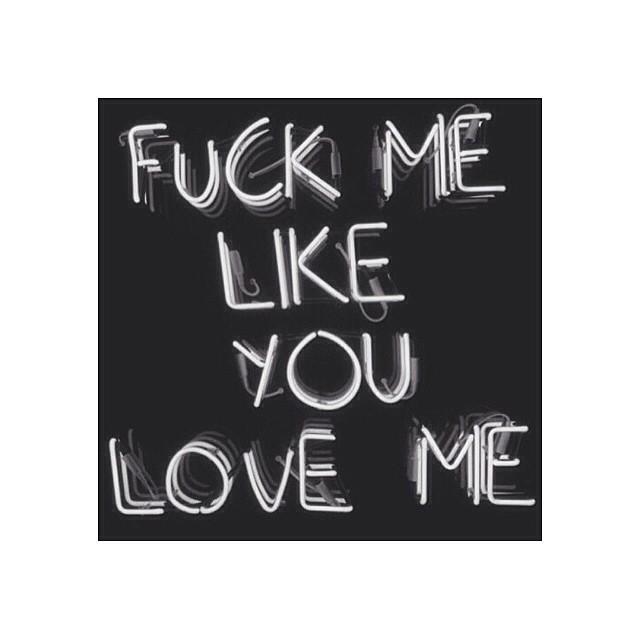 Me Like You Love Me