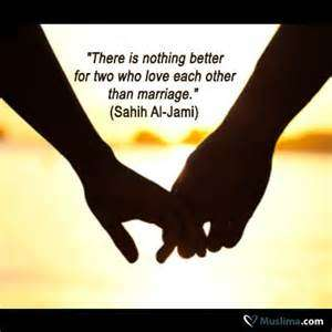 Quotes Muslim Marriage Love Couple Islam Muslima Hand Healthy