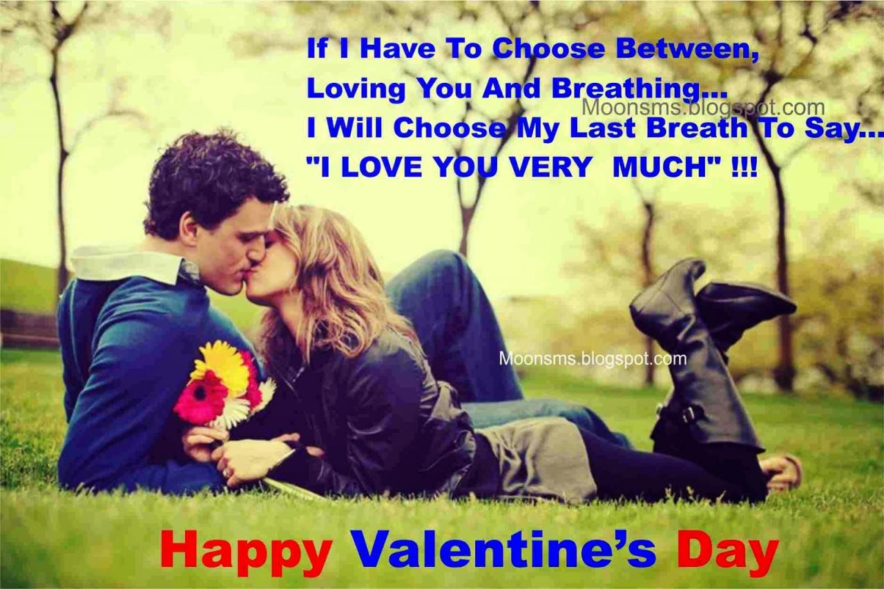 Love Quotes For Girlfriend Sms