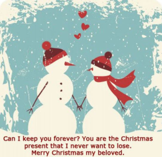 Best Love Quotes For Christmas