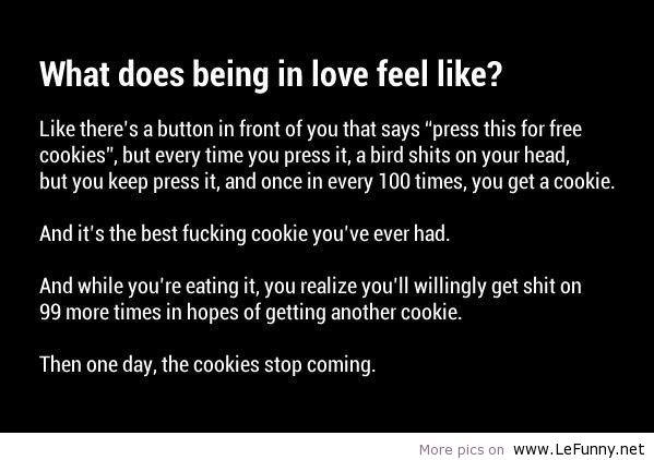 Best Description Of Being In Love