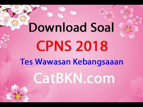 Contoh Soal Cpns 2018 Download Soal Tes Wawasan Kebangsaan Dan Jawabannya Pdf Qwerty