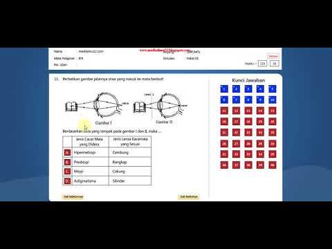 Contoh Soal Cpns 2018 Soal Latihan Simulasi Unbk Ipa Smp Tahun 2017 2018 Soal Dan Jawaban Qwerty