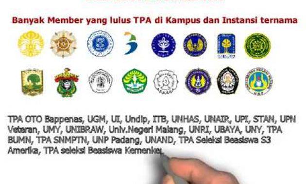 Contoh Soal Cpns 2018 Tpa Tes Potensi Akademik 2018 Icpns
