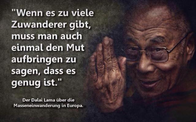 Dalai Lama Zitate