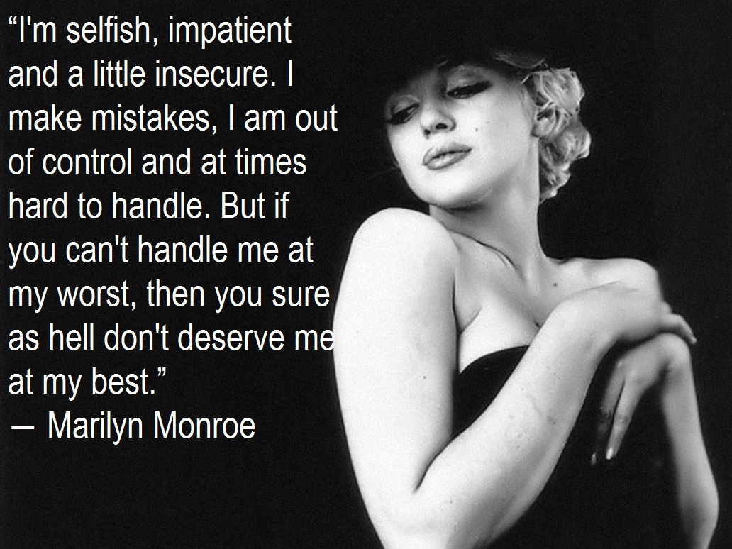 Quotes Best Marilyn Monroe Quotes Marilyn Monroe Love Quotes Marilyn