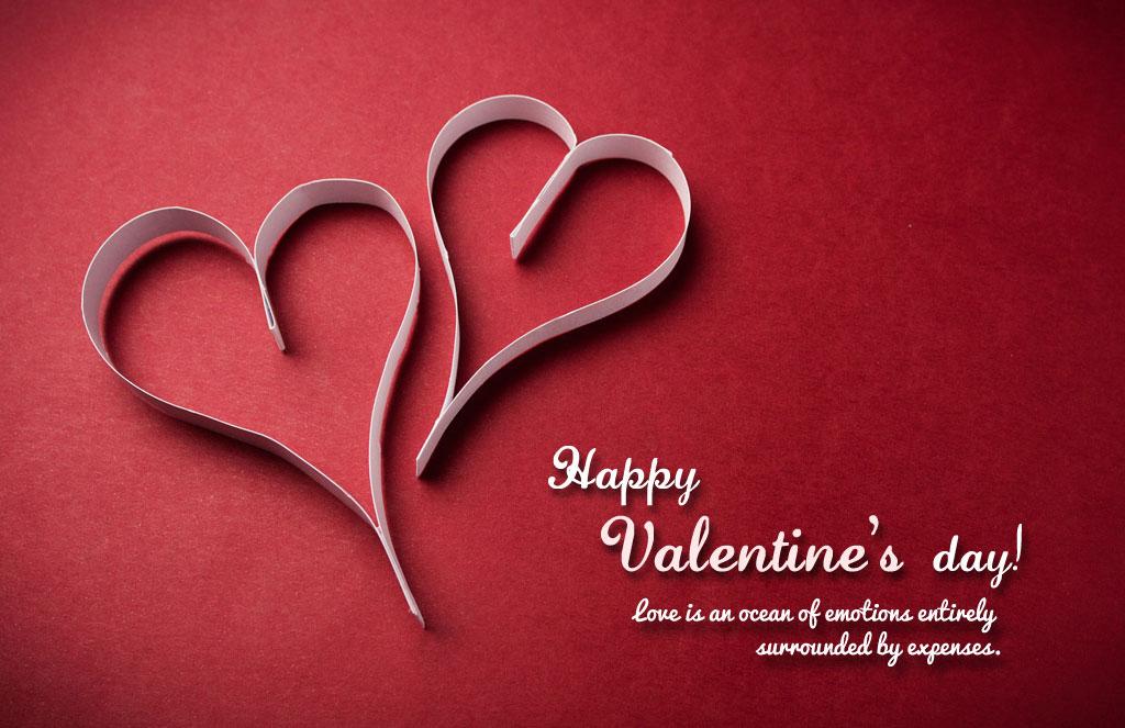 Happy Valentines Day P O