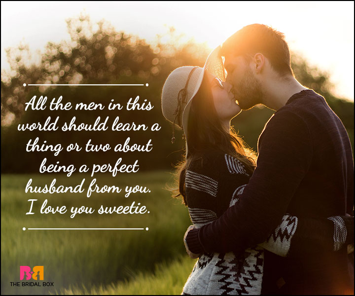 Husband And Wife Love Quotes All The Other Guys