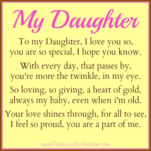 Love My Daughter Quotes Sayings Hover Me Amazing I Love My Daughter Quotes And Sayings