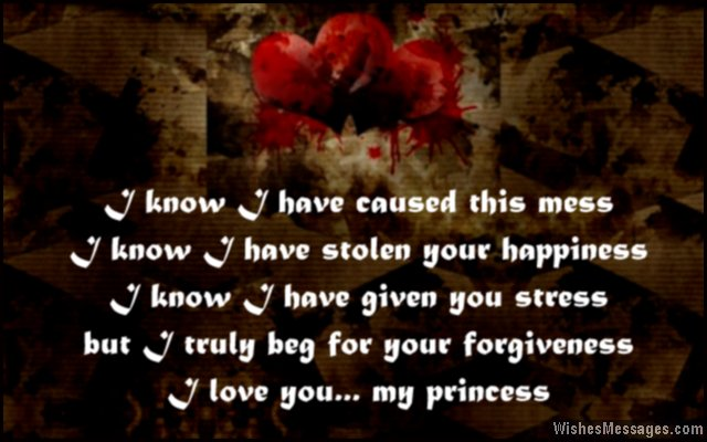 I Love You Message For Ex Girlfriend