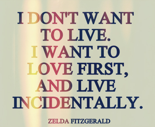 Zelda Fitzgerald Quotes Images