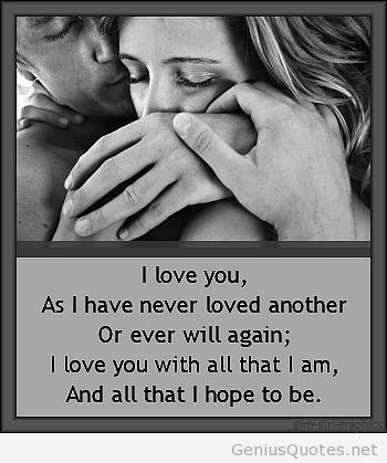 Love U Quotes Couple Hover Me
