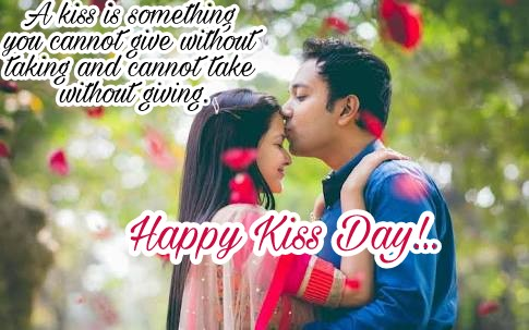 Here You All Come For You Love To Send Him Her Valentine Kiss Day  Wishes We Know You All Much Happy To Send Her Lover Some Kiss Day Quotes Sms Or Kiss
