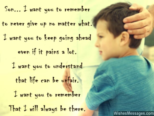 Father Son Love Quotes New I Love You Messages For Son Quotes Wishesmessages