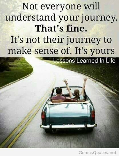 Journey Quote With Image