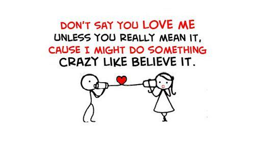 Crazy Love Quotes