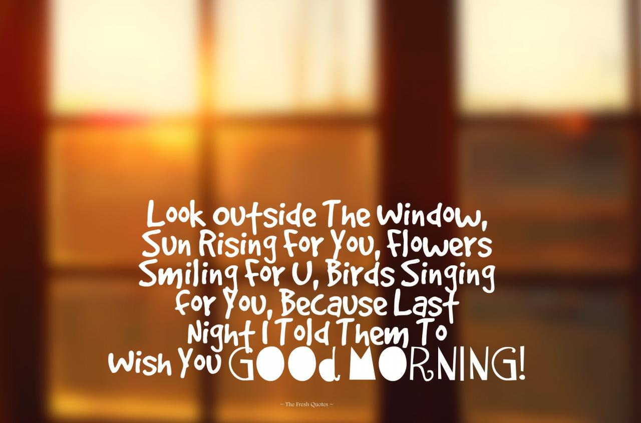 Romantic Good Morning Wishes Girlfriend Boyfriend Him Her