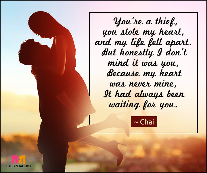 Love Poems For Wife Waiting For You