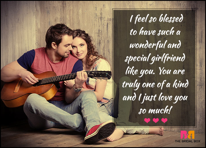 Love Quotes For Her Blessed