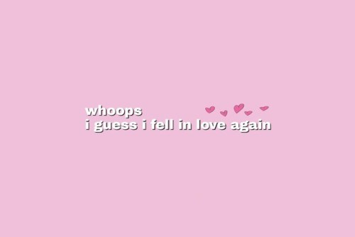 Love Quotes Tumblr Aesthetic