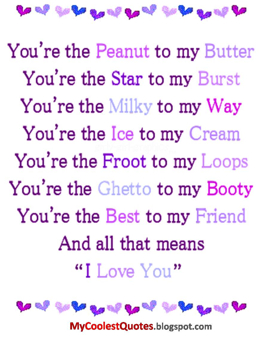 Valentines Awesome Love Quotes