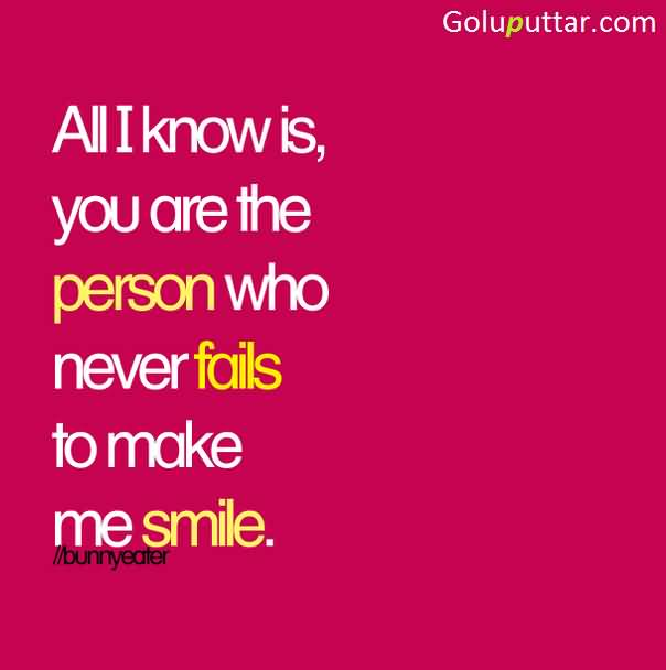 Lovely Smile Quote I Love Your Smile