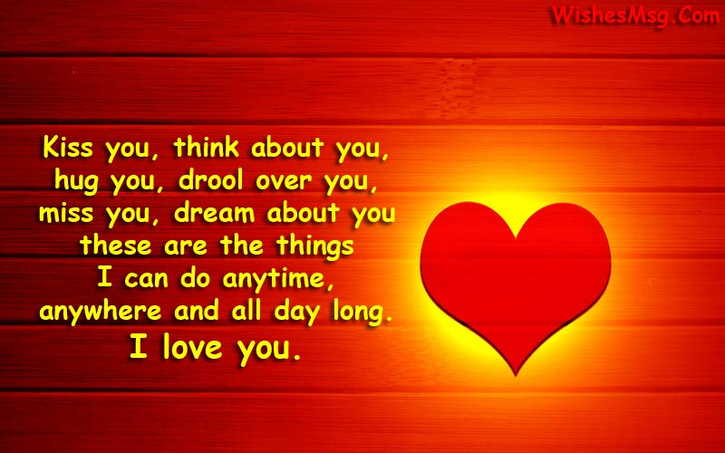 Most Romantic Love Messages For Girlfriend