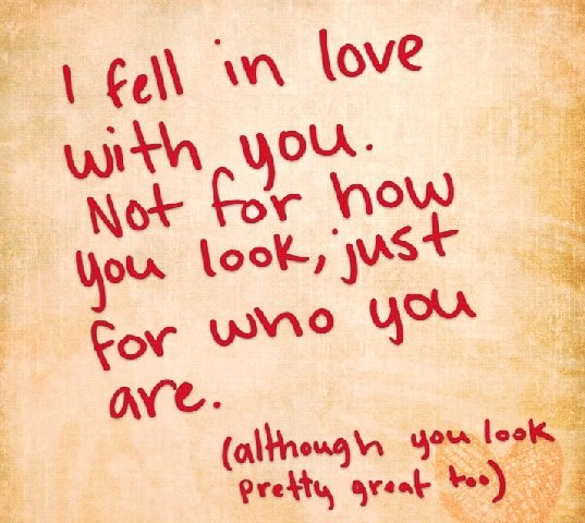 Nice Love Quotes For Her