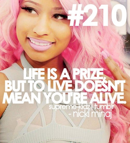 Nicki Minaj Love Quote For Him