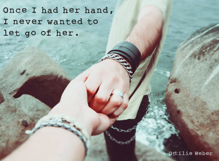 Lovers Holding Hands Quotes