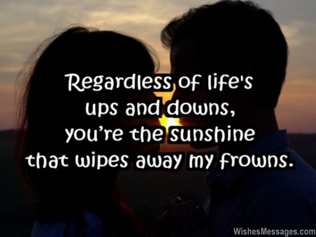 Romantic Good Morning Quote For Him And Her