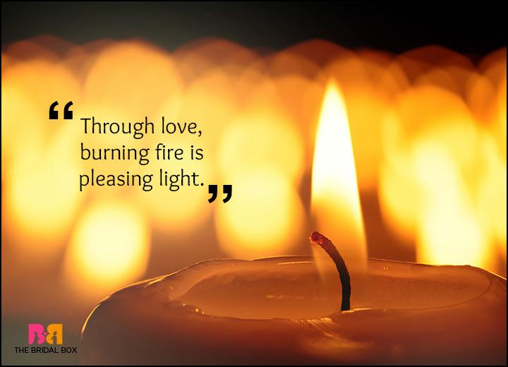 Rumi Love Quotes Burning Love