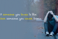 Sad Love Quote Timeline Cover