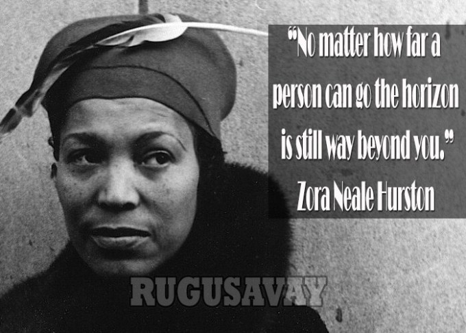 Zora Neale Hurston Quotes With Pictures