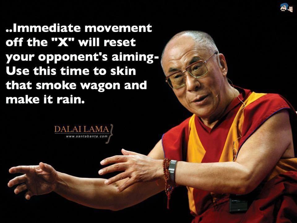 Tactical Dalai Lama Freude Zitateweisheiten