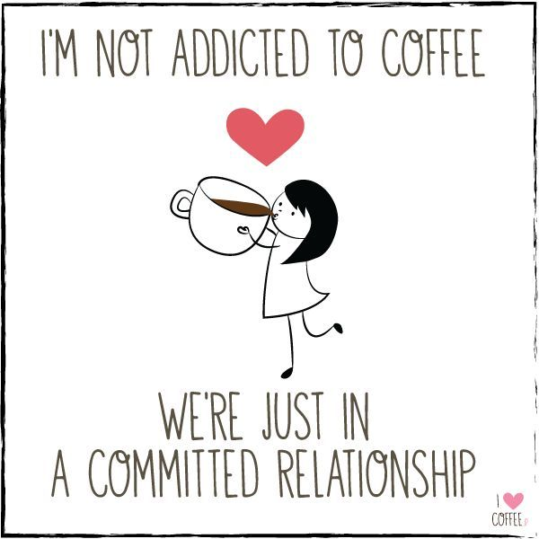 My Relationship Status I Love Coffee