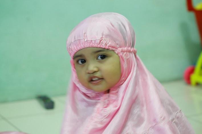 Foto Anak Kecil Berkerudung Imut Lucu Cantik