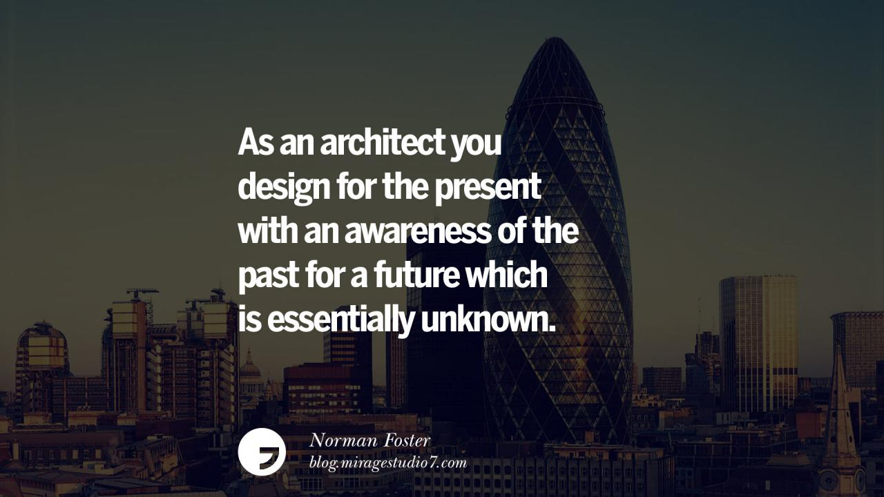 Inspirational Architecture Quotes By Famous Architects And Interior Designers