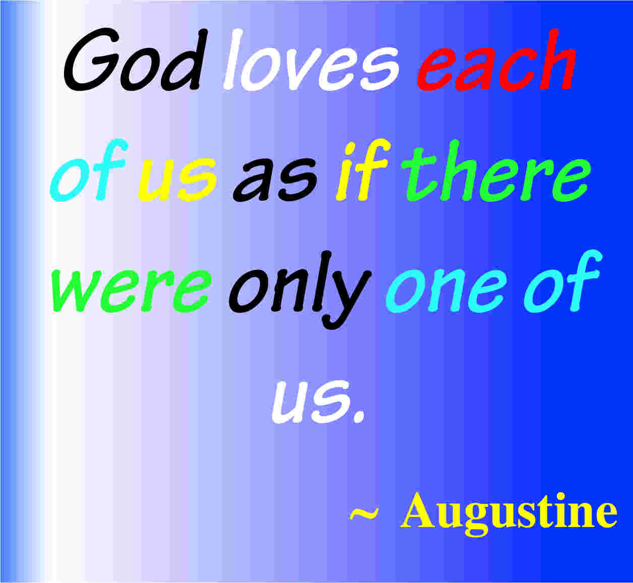 Christian Quotes Abouts Love