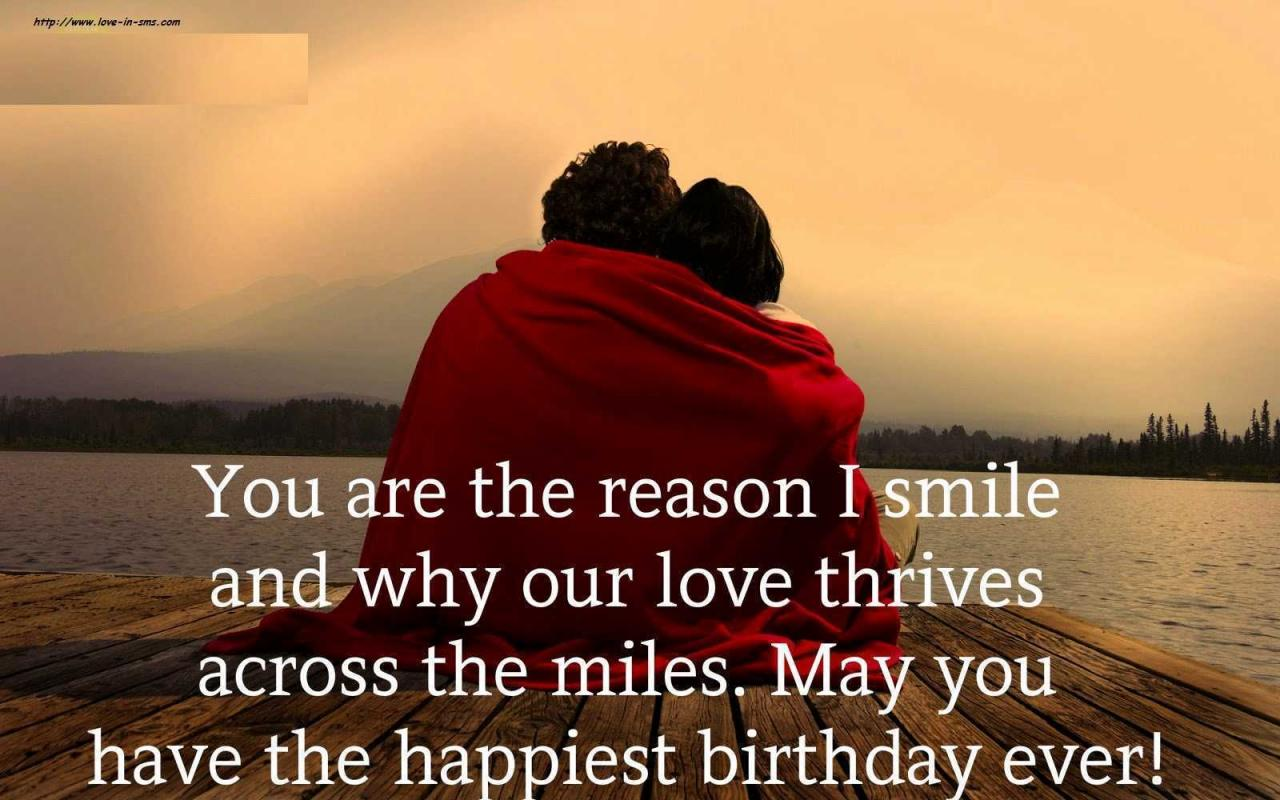 Birthday Love Quotes For Him Unique Happy Birthday Wishes To My Love