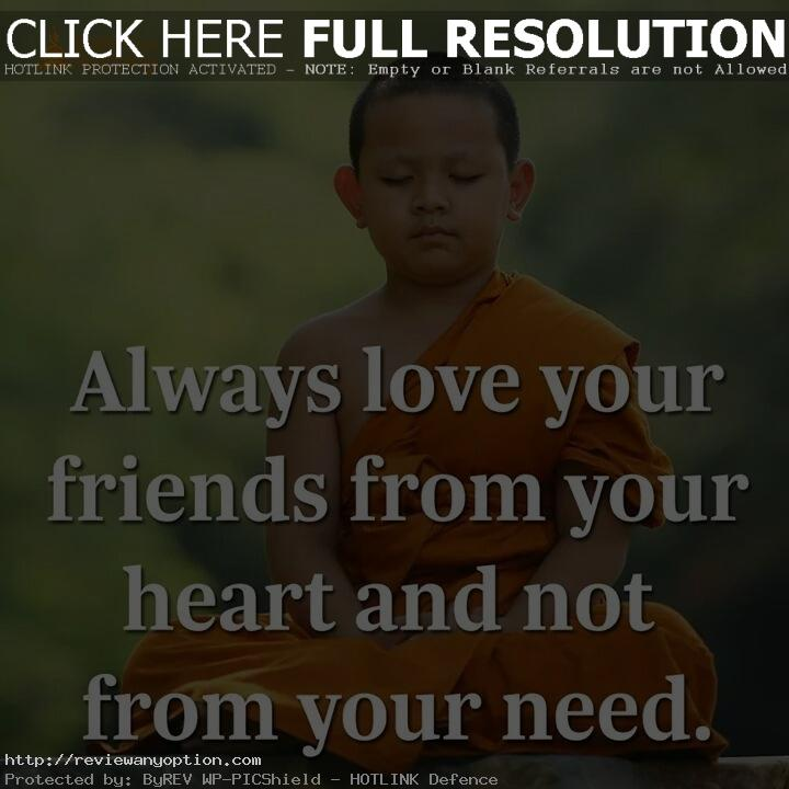 Buddha Quotes About Friendship Endearing  Best Quotes Images On Pinterest Buddhism Quote And Quotes