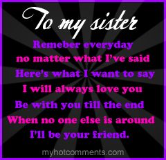 Best Love My Sisters Images On Pinterest Sisters Brother And My Family