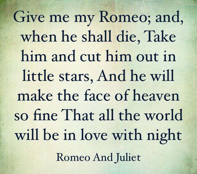 Romeo And Juliet Quote Image True Cute Best Love Quote Romeo And Juliet Love Quotes Literary Quotes Poetry Etc Pinterest Quotes Images Literary