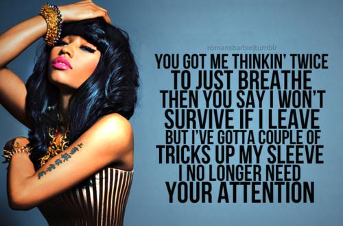 Nicki Minaj Love Quotes Bing Images