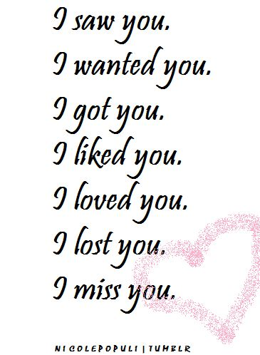 One Line Lost Love Quotes Hover Me