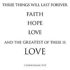 Bible Love Quotes Corinthians