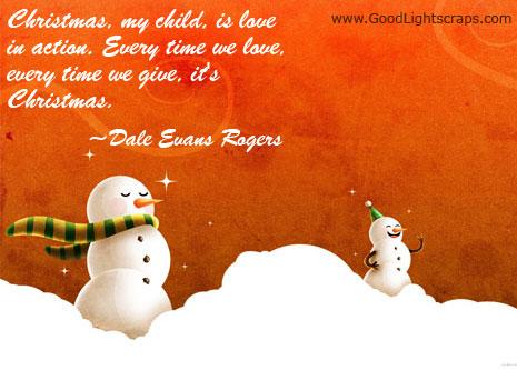 Christmas Eve Quotes Religious